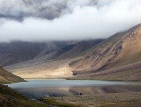 Adventure toursim near chandrataal lake, Spiti, Adventure tour in India